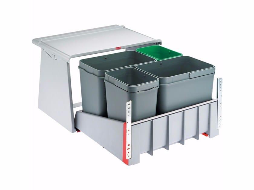 Waste bin for waste sorting SORTER 700 K 60 By FRANKE 4cfbc5b8d4c