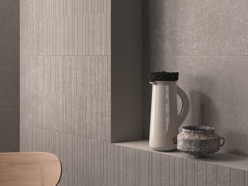 White-paste wall tiles SOUL BAY MUD by Marca Corona