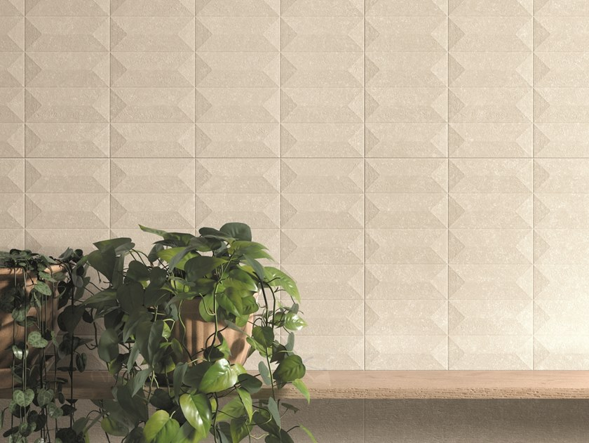 White-paste wall tiles SOUL BAY ROPE by Marca Corona