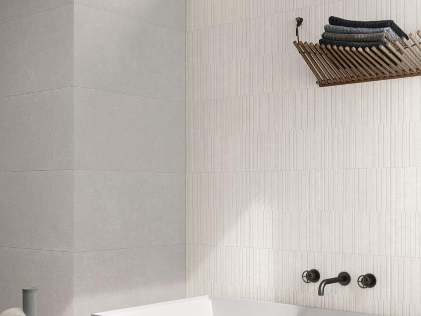 White-paste wall tiles SOUL BAY TALCUM by Marca Corona