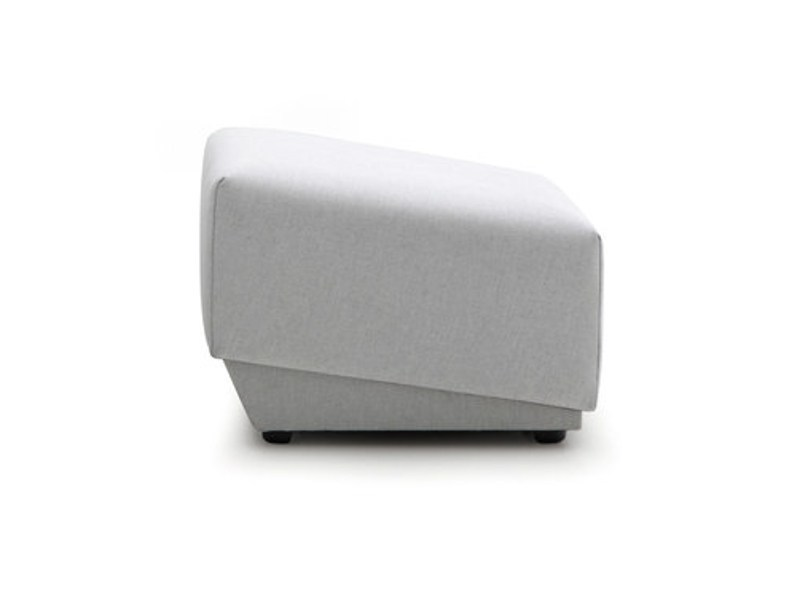 Fabric footstool SOUL | Footstool by Sancal