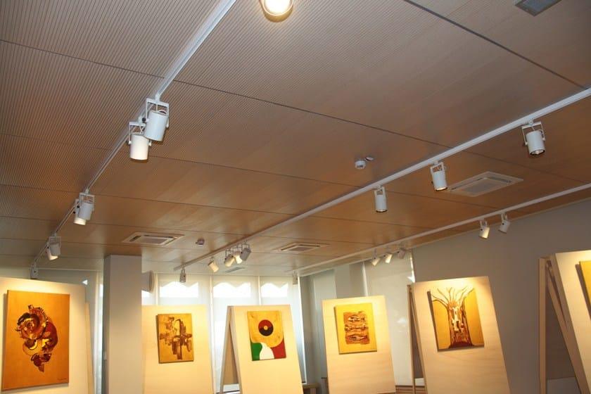 SOUNDLESS | Pannelli per controsoffitto Expo 2015 - Padiglione Angola