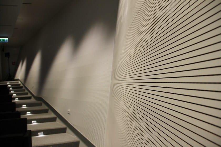 SOUNDLESS | Pannelli per controsoffitto Expo 2015 - Palazzo Italia