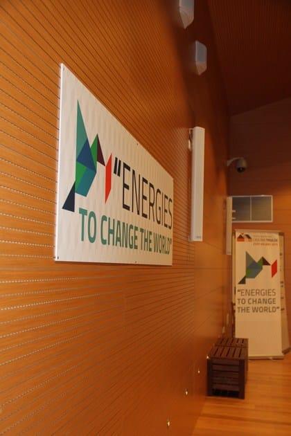 SOUNDLESS | Pannelli per controsoffitto Expo 2015 - Auditorium Padiglione della Società Civile