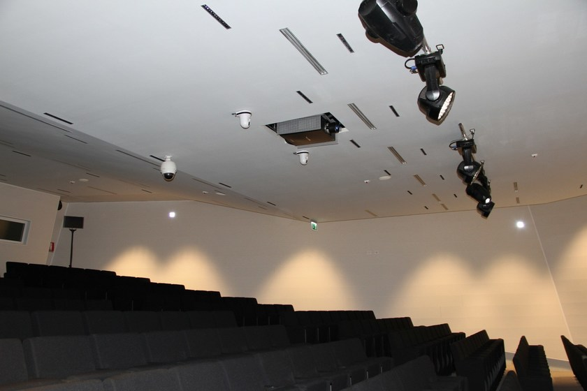 SOUNDLESS   Rivestimento Expo 2015 - Palazzo Italia