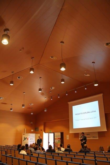 SOUNDLESS   Rivestimento Expo 2015 - Auditorium Padiglione della Società Civile