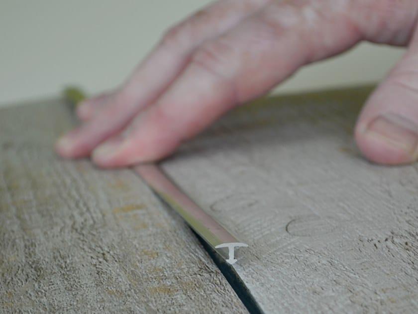 Flooring profile COVERTEC SP by PROFILITEC