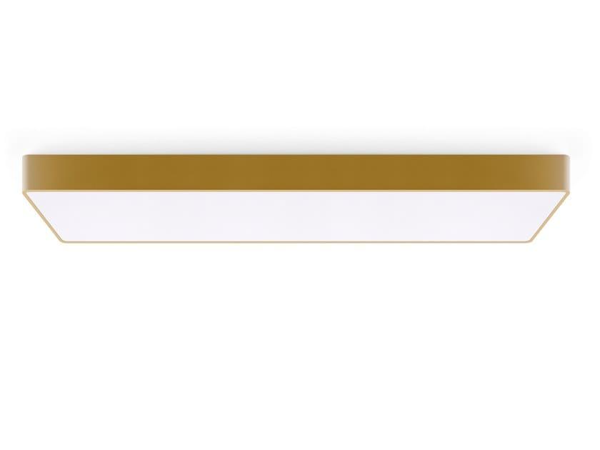 Plafoniere Rettangolari Soffitto : Plafoniera a led spa lampada da soffitto indelague