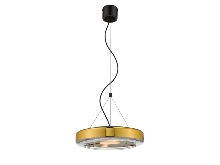 LED glass pendant lamp SPACE LUX | Pendant lamp by Seyvaa