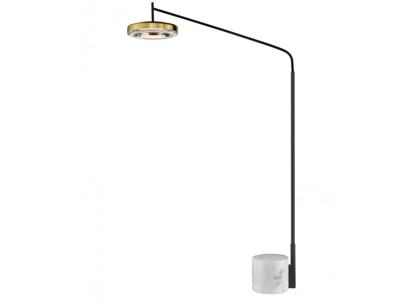 LED floor lamp with dimmer SPACE LUX | Floor lamp by Seyvaa