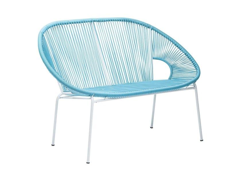Polyethylene bench SPAGHETTI | Bench by KARE-DESIGN