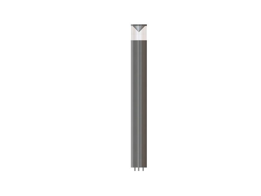 LED aluminium bollard light SPARK | Bollard light by ASTEL LIGHTING