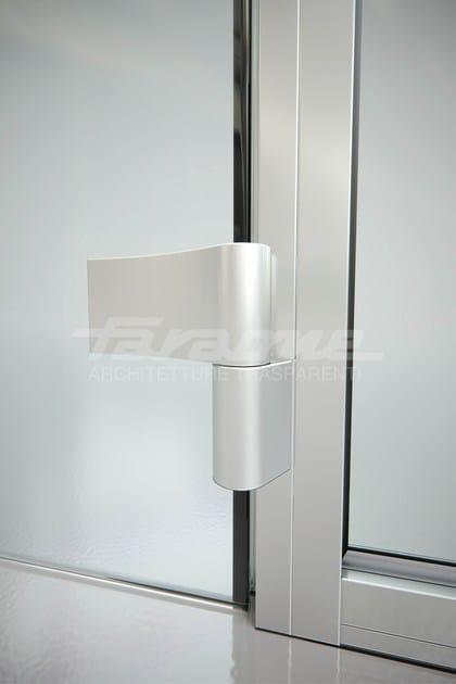 Porte con imbotte in alluminio