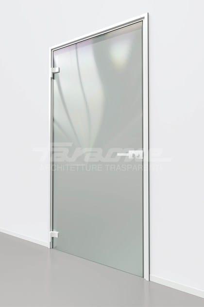 SPAZIO | Divisori open-space Porte con imbotte in alluminio