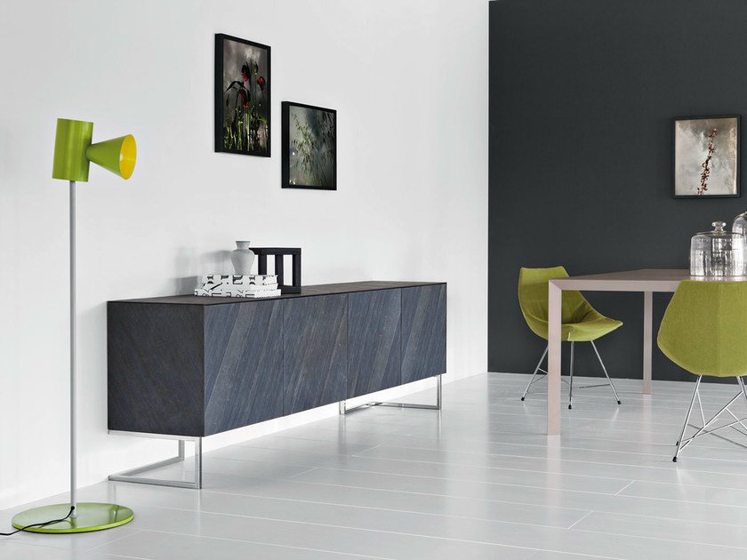 Sideboard with doors SPAZIO M162 by PIANCA