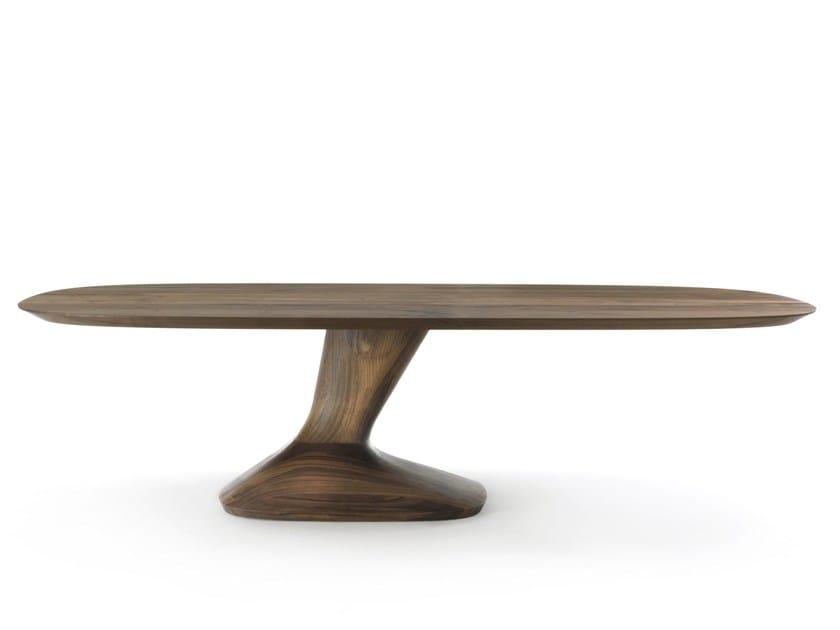 Tavolo in legno massello Lamborghini SPEED By Riva 1920 design ...