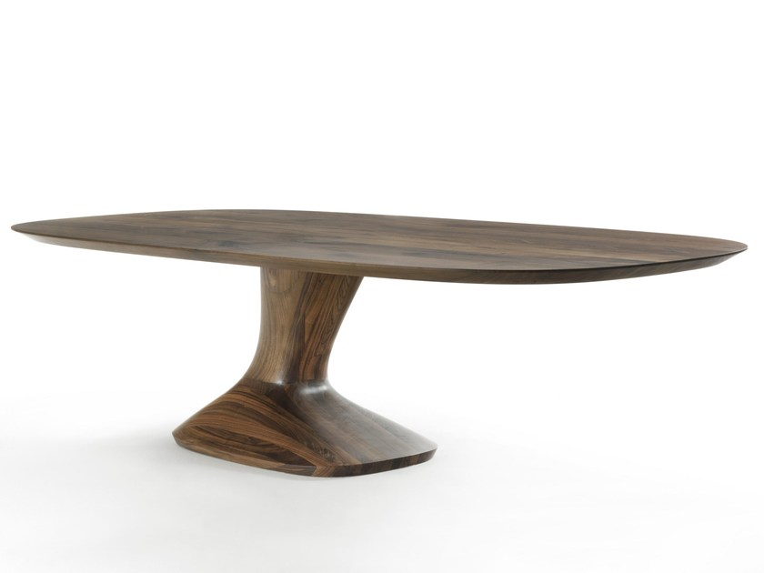 Solid wood table Lamborghini SPEED by Riva 1920