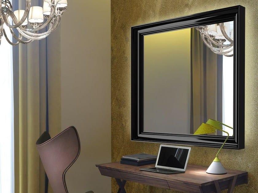 Mirrored decorative radiator SPEKKIO by K8 Radiatori