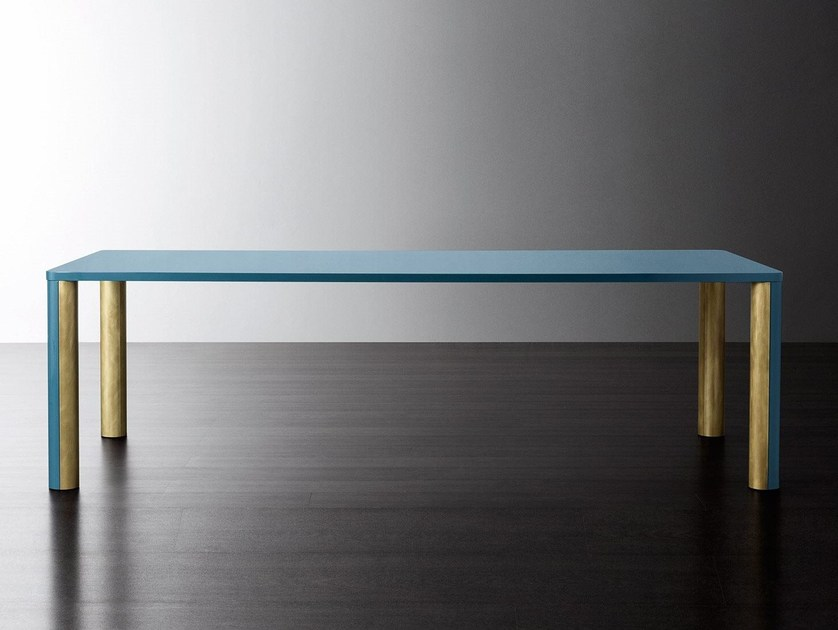 Dining table SPENCER by Meridiani