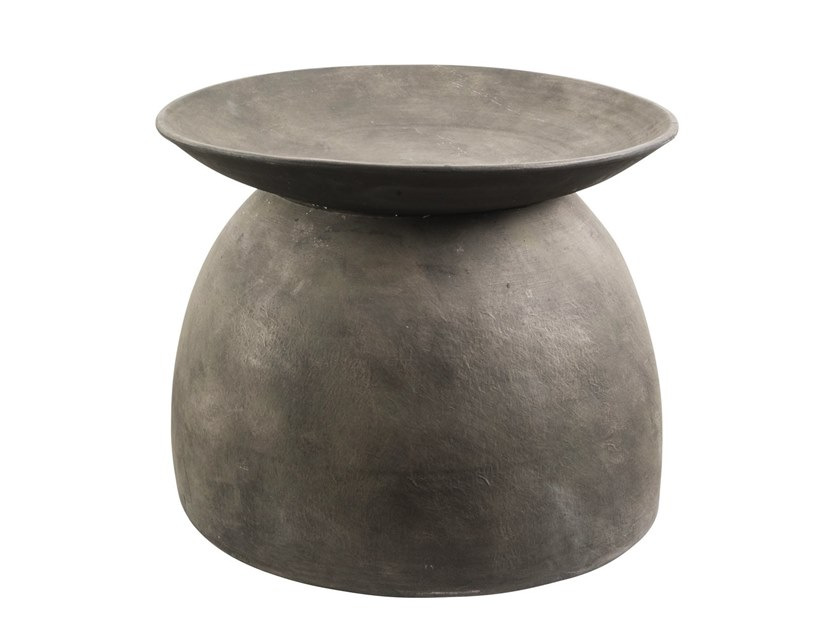 Round ceramic coffee table SPHERE BELL | Coffee table by 101 Copenhagen