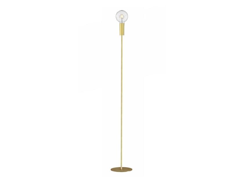 Metal floor lamp SPHERE | Floor lamp by fambuena