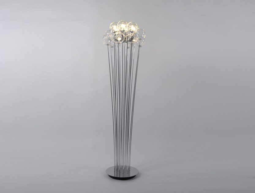 Halogen Floor Lamp SPHERE | Floor Lamp By SP Light And Design