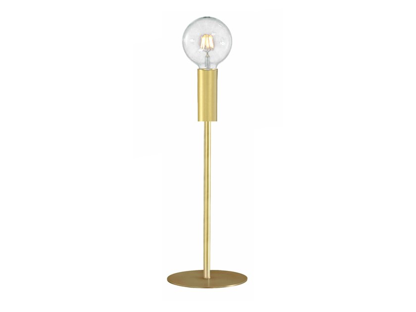 Metal table lamp SPHERE | Table lamp by fambuena