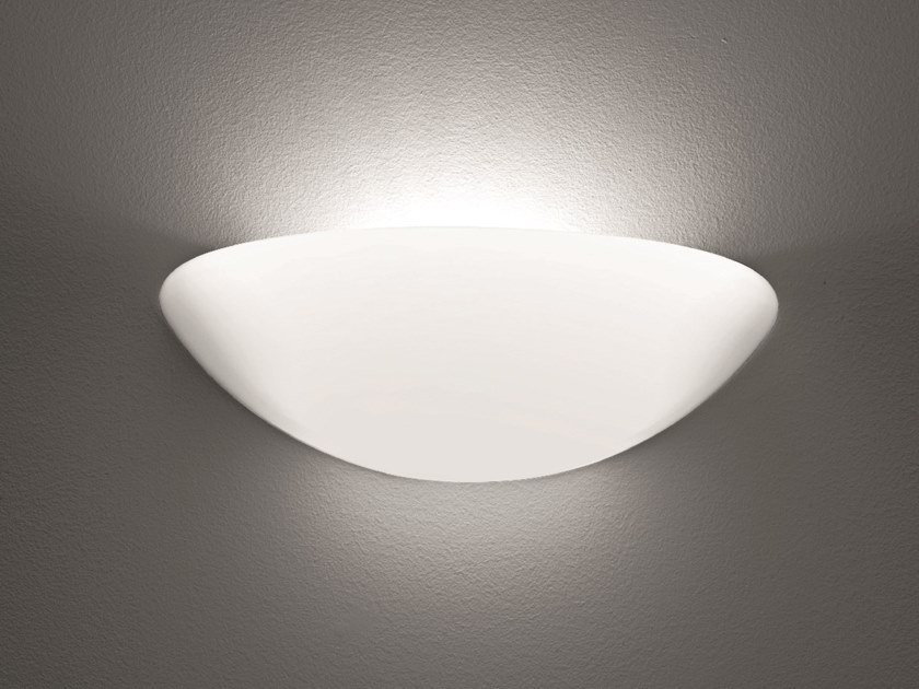 Glass wall lamp SPICCHIO by Ailati Lights