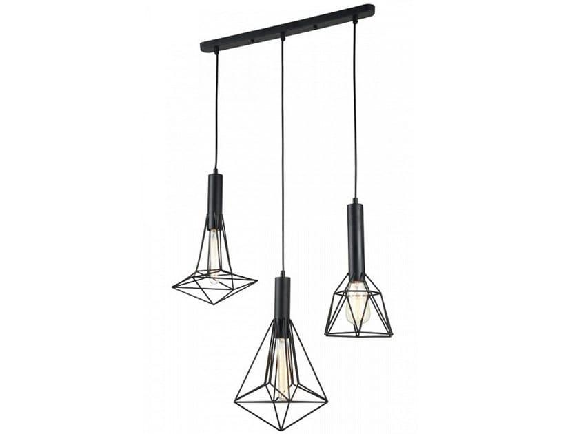 Metal pendant lamp SPIDER by MAYTONI