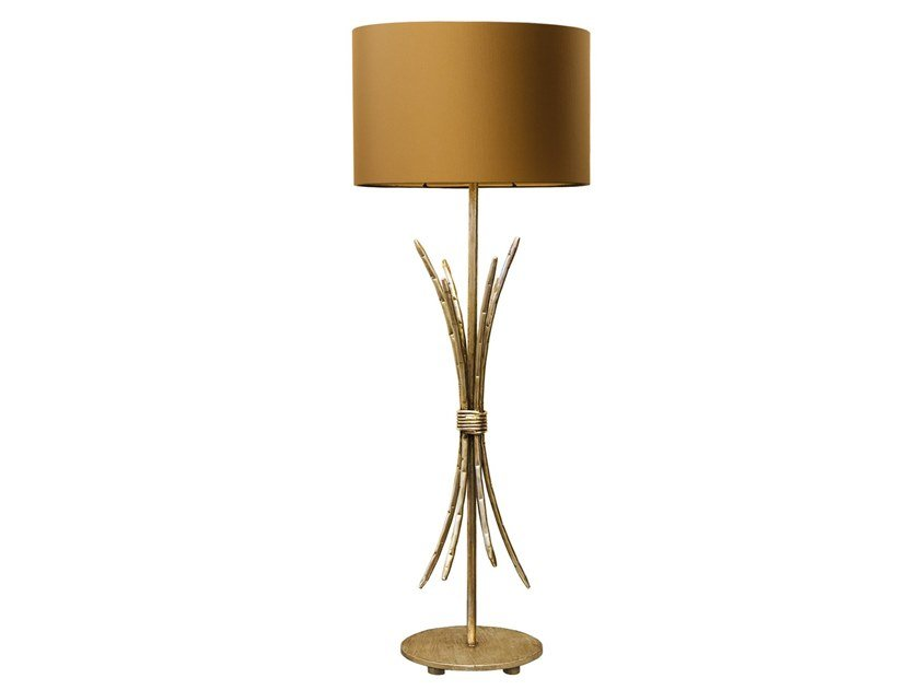Handmade metal table lamp SPIGA | Table lamp by Abrissi