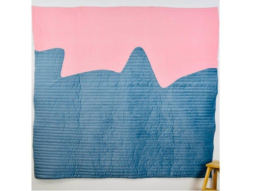 Polyester quilt SPILL QUILT by KHEM Studios