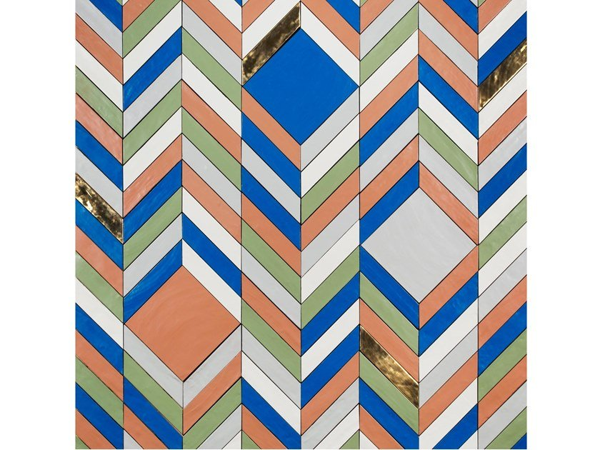 Pavimento/rivestimento in terracotta SPINA by Palazzo Morelli