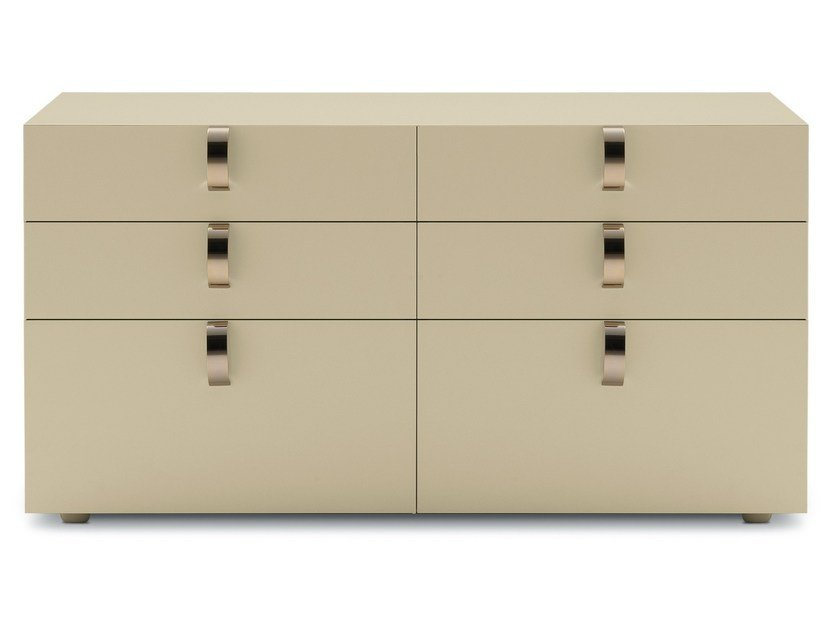Chest of drawers SPLENDOR | Chest of drawers by Flou
