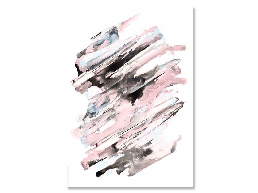 Print on silk satin paper SPOTLIGHT by Paradisco Productions