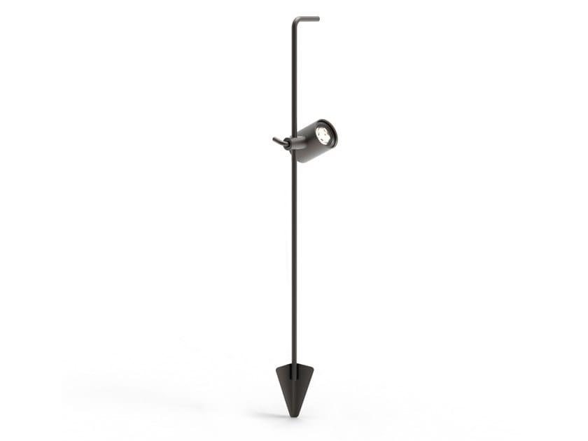 LED adjustable Outdoor spotlight SPOTTY SPIKE   Outdoor spotlight by Royal Botania