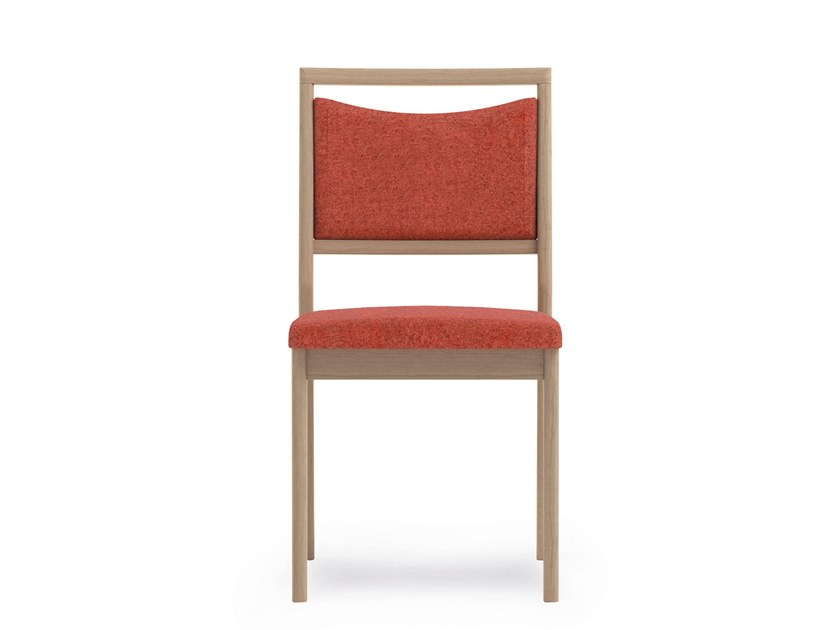 Stackable fabric chair SPRING | HEALTH & CARE | Stackable chair by PIAVAL