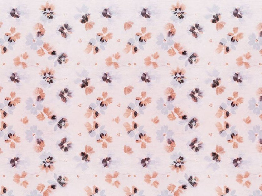 Wallpaper with floral pattern SPRING by Wallpepper
