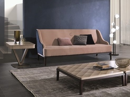 3 seater sofa SQUARE | Sofa by Carpanelli