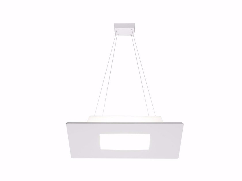 LED pendant lamp SQUARE_PQ by Linea Light Group