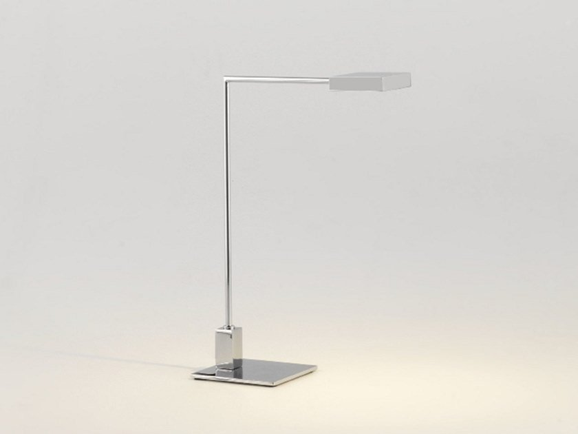 LED Adjustable Metal Table Lamp SQUARE | Table Lamp By Aromas Del Campo