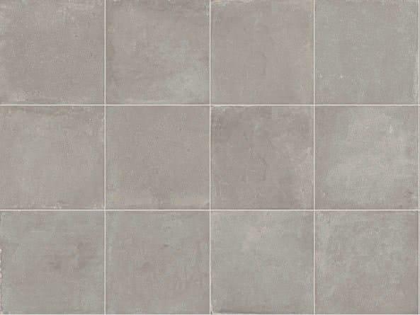 Full-body porcelain stoneware flooring SQUARE Way by Italgraniti