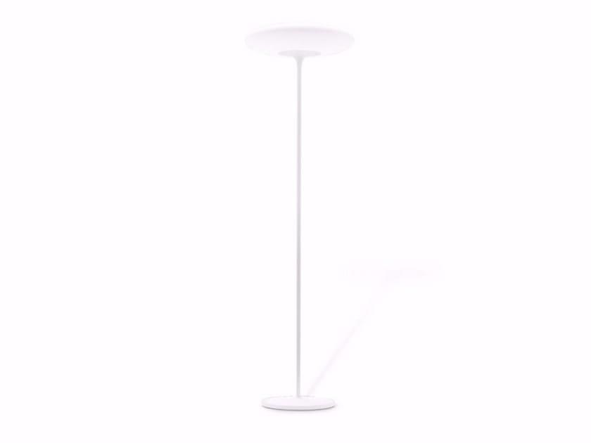 LED polyethylene floor lamp SQUASH_FL by Linea Light Group
