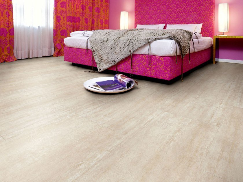 PVC flooring with stone effect ST 210 by PROJECT FLOORS