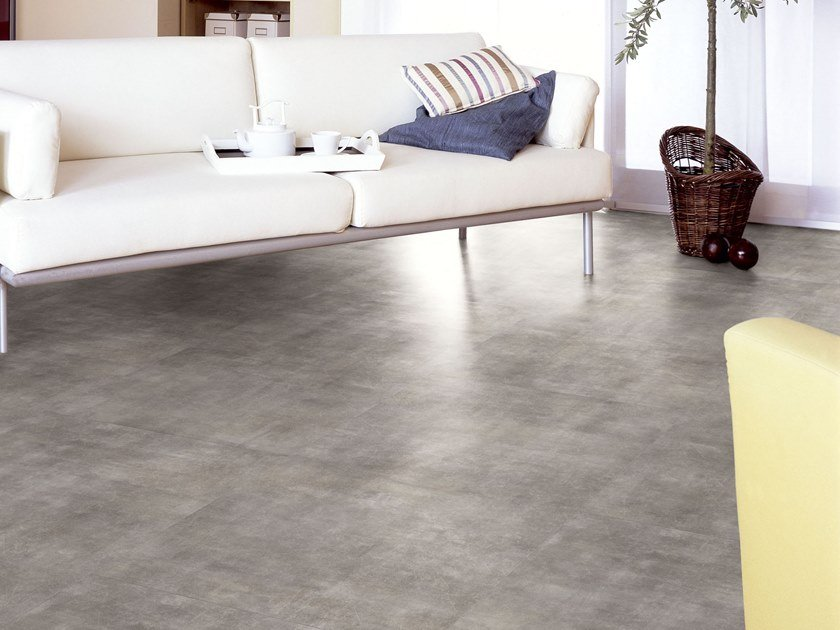 PVC flooring with stone effect ST 220 by PROJECT FLOORS
