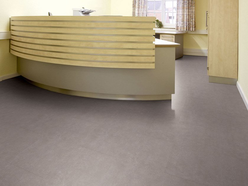 PVC flooring with stone effect ST 230 by PROJECT FLOORS