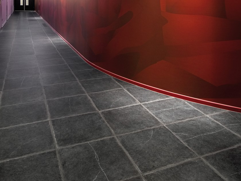 PVC flooring with stone effect ST 501 by PROJECT FLOORS