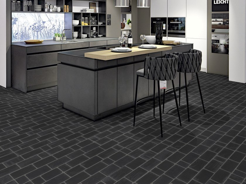 PVC flooring with stone effect ST 506 by PROJECT FLOORS