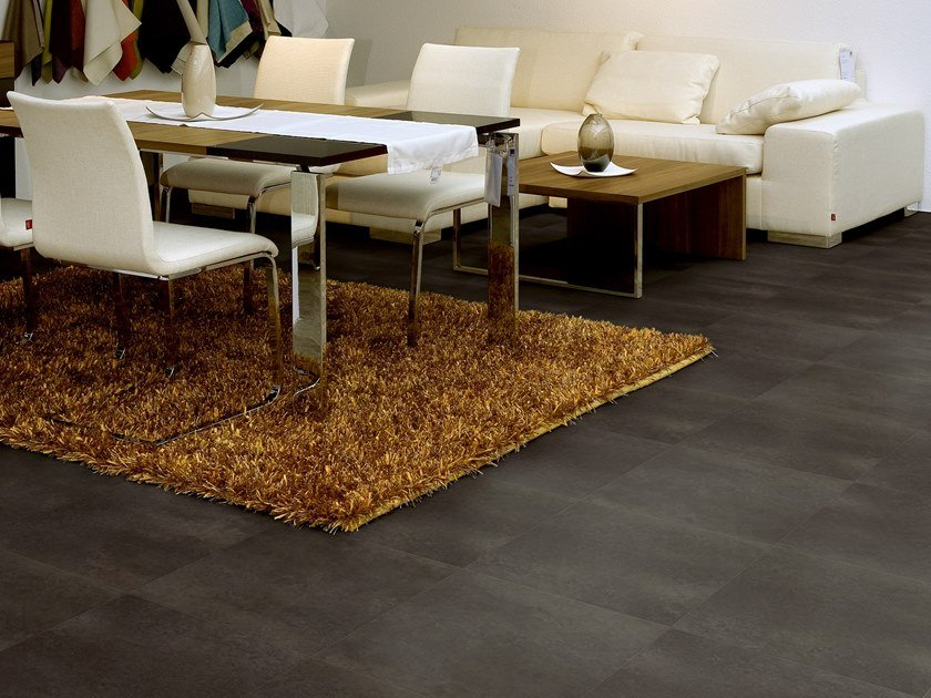 PVC flooring with stone effect ST 510 by PROJECT FLOORS