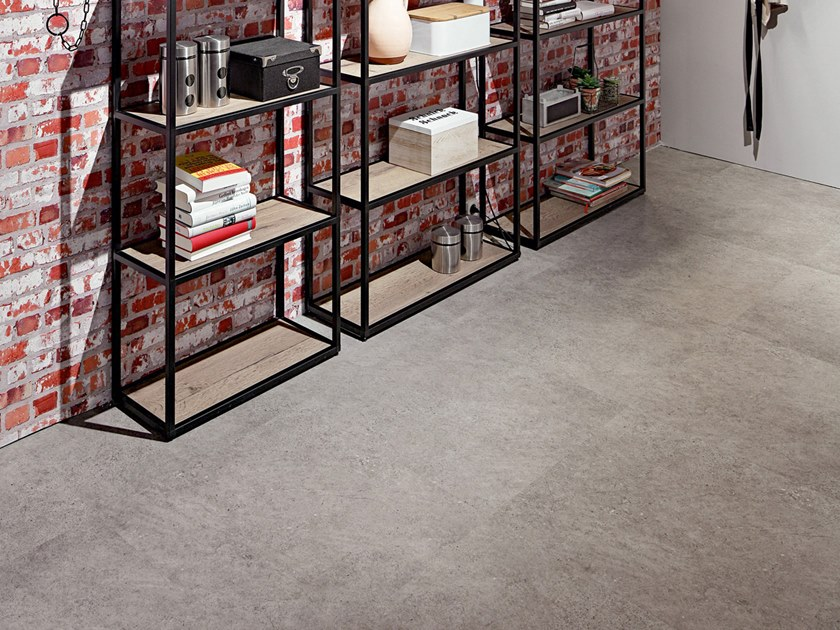PVC flooring with stone effect ST 511 by PROJECT FLOORS
