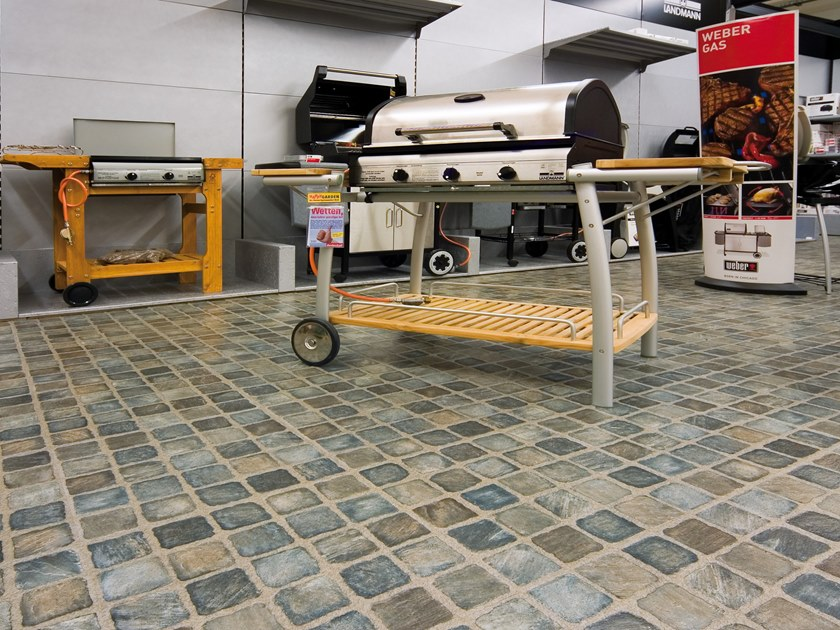 PVC flooring with stone effect ST 750 by PROJECT FLOORS